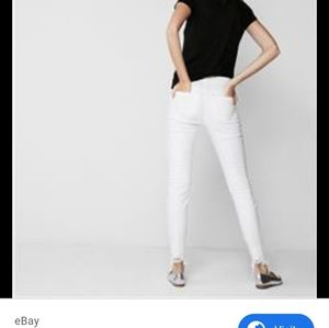 Express Ankle Legging Mid Rise